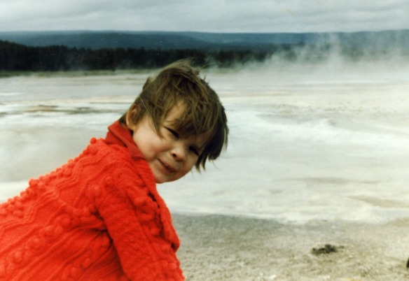 At Yellowstone