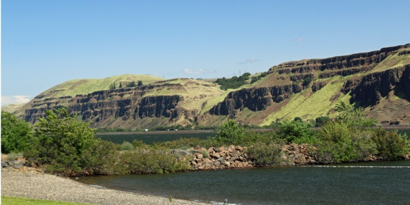The Columbia from Maryhill