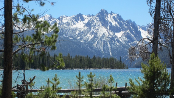 Pristine Redfish Lake