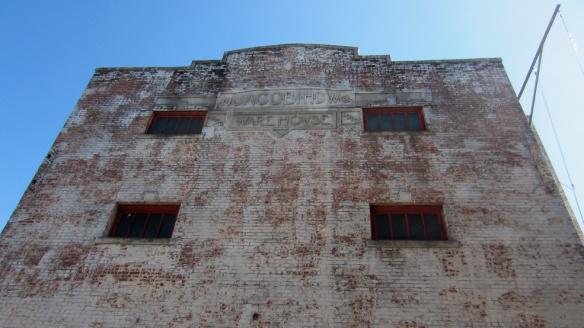 Beautiful brick warehouse
