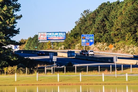 Aaah, the interstate.