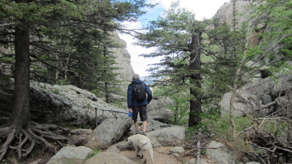 Hiking in the Black Hills, South Dakota