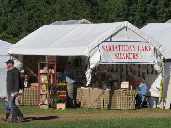 Maine's few remaining Shakers were selling their sought-after herbs